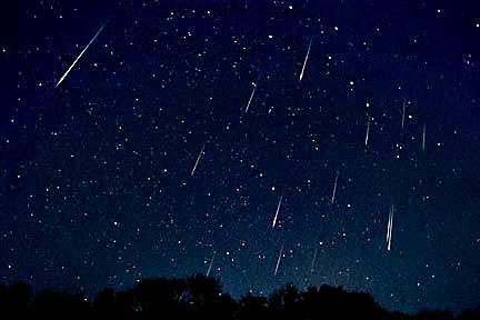 Lluvia De Estrellas Vista Desde Amecameca Reporteros En Movimiento